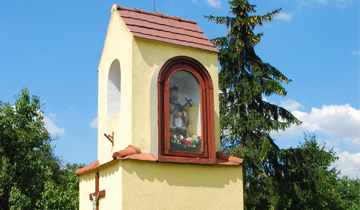 Kapliczka św. Anny i św. Jana Nepomucena